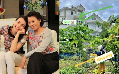 Động thái khéo léo của Hà Hồ dành cho mẹ khi bị netizen 'tố' đi từ thiện chỉ ghi tên 2 mẹ con