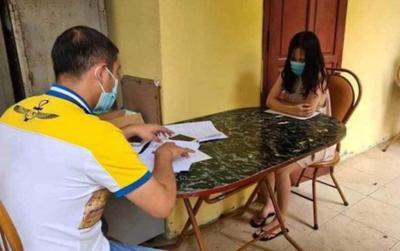 Hà Nội: 8 'nam thanh nữ tú' tụ tập 'cắn kẹo' tại căn hộ chung cư cao cấp