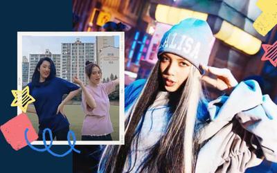 Lan Ngọc và Thúy Ngân nhập hội đu trend vũ đạo của Lisa (BlackPink) nhưng động tác có gì đó 'sai sai'