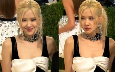 Rosé (BLACKPINK) gây tranh cãi dữ dội chỉ vì kẻ mắt 2 mí, netizen mỉa mai: 'Trông thật dị'