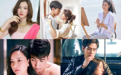 Teaser 10 bộ phim Thái Lan mới của kênh ONE 31 được phát hành: Đích thị là 'bữa tiệc' siêu to khổng lồ