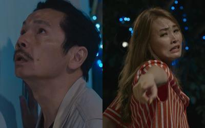Tập 34 'Mặt nạ hạnh phúc': Tất cả chỉ là 'cú lừa' của Huyền Trang để bắt NSND Trung Anh nghỉ việc