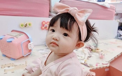 Vẻ đáng yêu khó cưỡng của những 'công chúa nhỏ' nhà sao Việt