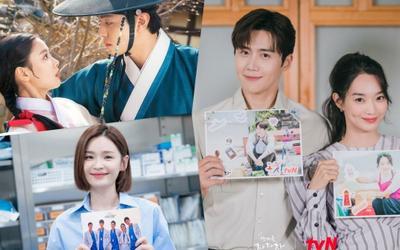 BXH 10 diễn viên Hàn nổi tiếng nhất tuần thứ 2 tháng 9: Ahn Hyo Seop sẽ vượt mặt Kim Seon Ho?