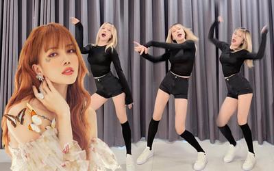 Thiều Bảo Trâm tự tin cover LALISA của Lisa (BlackPink) đúng yêu cầu fan nhưng netizen lại chê nát nước?