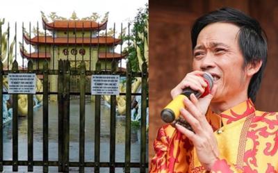 Nhà thờ tổ của Hoài Linh đóng cửa kín mít, nam nghệ sĩ không tổ chức gì cho Ngày giỗ Tổ?