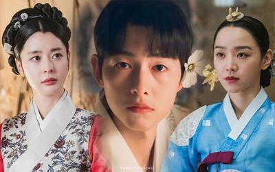Top 11 phim Hàn đạt rating cao nhất 2021: 'Hometown Chachacha' ngậm ngùi nhường chỗ cho loạt cái tên này