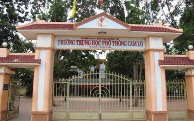 Quảng Trị: Cô giáo dạy văn mắng nữ sinh thậm tệ trong giờ học trực tuyến