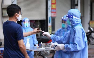 Ngày 18/9, cả nước ghi nhận 9.373 ca nhiễm mới, giảm 2.146 ca so với hôm qua