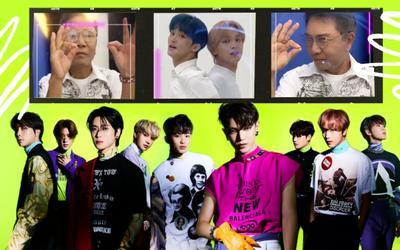 Chủ tịch Lee Soo Man 'thi triển phép thuật' để... ngăn cản thành viên NCT 127 đánh nhau