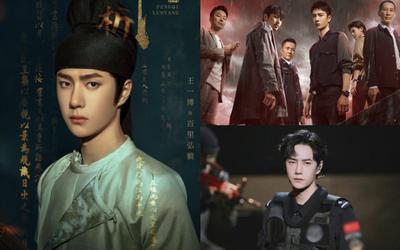 3 bộ phim của Vương Nhất Bác khiến fan chờ mãi không tới ngày lên sóng: Một tác phẩm có nguy cơ quay lại