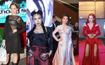Trang phục thảm đỏ xấu để đời của dàn diễn viên Vbiz: Diệu Nhi - Diễm My phải 'khóc thét' khi nhìn lại