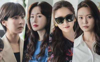 'High Class': Jo Yeo Jeong đi tìm bí ẩn về cái chết đột ngột của chồng giàu có