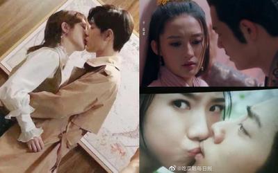 Cảnh hôn của Tiêu Chiến với loạt mỹ nhân Cbiz: Dương Tử ngọt ngào, Lý Thấm - Ngô Tuyên Nghi đẫm nước mắt