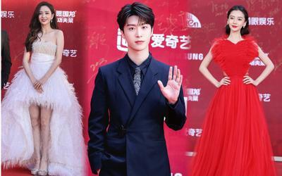 Dàn sao Hoa ngữ đình đám đổ bộ Liên hoan phim Bắc Kinh: Đồng Lệ Á đẹp ngút trời, Củng Lợi đầy quyền lực