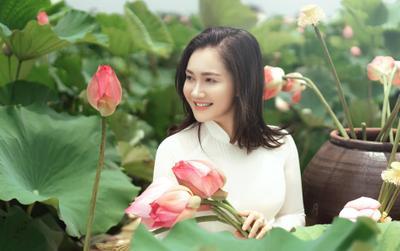 Diễn viên Kim Thoa mách bí quyết giữ tinh thần tích cực, lạc quan cho khán giả trong mùa dịch