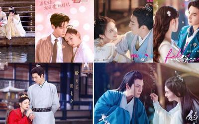 10 phim Hoa ngữ tung poster ngọt ngào ngày Trung thu: Địch Lệ Nhiệt Ba bỏ Dương Dương yêu tận 2 trai trẻ