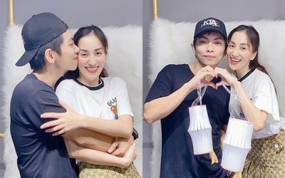 Sau tất cả, Khánh Thi - Phan Hiển 'tình bể bình' khiến fan ngưỡng mộ hạnh phúc của cặp đôi