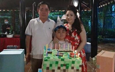 Bà Phương Hằng tung ảnh đón sinh nhật 'ông chủ nhỏ' Đại Nam