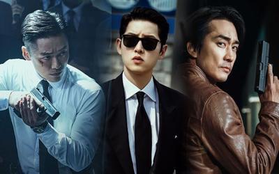 5 nam chính cực ngầu trên màn ảnh Hàn 2021: Gong Min vào vai đặc vụ, Joong Ki hóa thân thành mafia