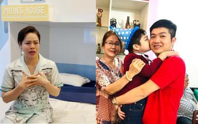 Sau khi Nhật Kim Anh làm clip mua nhà tặng con trai, chồng cũ có động thái bất ngờ trong sinh nhật bé Tin