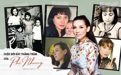 Cuộc đời đầy thăng trầm của Phi Nhung: Tuổi thơ cơ cực, mồ côi cha mẹ từ bé