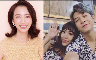 Sau tin đồn có con với Diệu Nhi, Anh Tú lại bị đàn chị Thu Trang 'tố' quá đáng