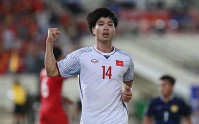 Công Phượng ghi 3 bàn cho tuyển Việt Nam, ông Park có thêm niềm tin thắng Trung Quốc!