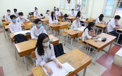 Giám đốc Sở GD&ĐT Hà Nội thông tin về kịch bản cho học sinh trở lại trường trong thời gian tới
