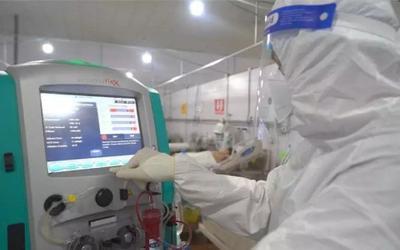 Sáng 24/9: Hơn 1.000 ca COVID-19 nặng đang thở máy và ECMO