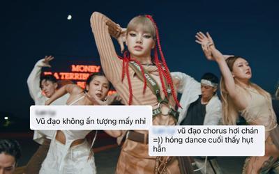 Lisa (BlackPink) tung MV đặc biệt cực chất cho ca khúc mới, dân mạng hụt hẫng: 'Không quá ấn tượng'