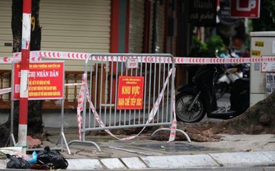 Nam công nhân xây dựng ở Hà Nội tử vong do tai nạn lao động, kết quả xét nghiệm dương tính SARS-CoV-2