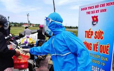 Nam thanh niên tình nguyện trực chốt kiểm dịch gặp tai nạn tử vong trên đường về nhà trong đêm mưa lớn