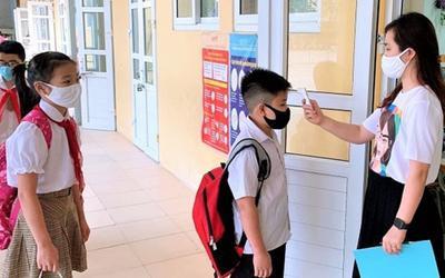 Hà Nội đưa ra kịch bản mở cửa các trường học ở 'vùng xanh'