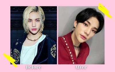 Cắt đi mái tóc dài đặc trưng, Hyunjin (Stray Kids) vẫn khiến dân mạng thích mê với vẻ ngoài mới
