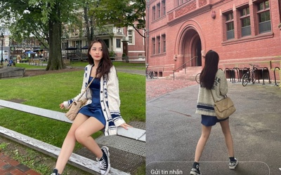 Nghi vấn Chi Pu sang Mỹ du học ở Đại học Havard?