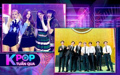 Kpop tuần qua: BTS xuất hiện hoành tráng tại Liên Hợp Quốc, BlackPink gom thành tích Youtube