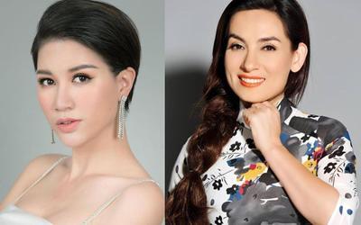 Trang Trần xúc động vì Phi Nhung nằm viện vẫn động viên đàn em, nhắn nhủ nữ ca sĩ nào đó 'bớt thảo mai'