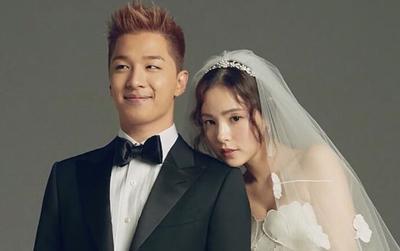 Công ty quản lý chính thức lên tiếng về tin Min Hyorin mang bầu với ông xã Taeyang