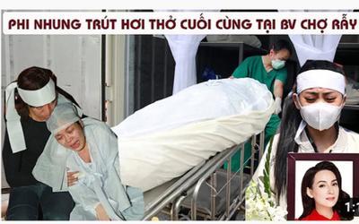 Hàng loạt livestream, hình ảnh lễ tang Phi Nhung lan truyền trên các diễn đàn, thực hư thế nào?