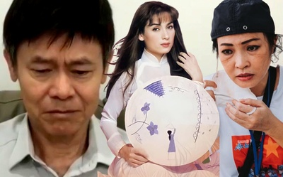 Ca sĩ Phương Thanh, danh ca Thái Châu bật khóc trong lễ tưởng niệm Phi Nhung: 'Không tin đó là sự thật'