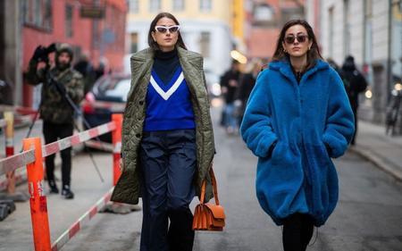 Mặc đẹp với tông màu xanh cổ điển Classic Blue