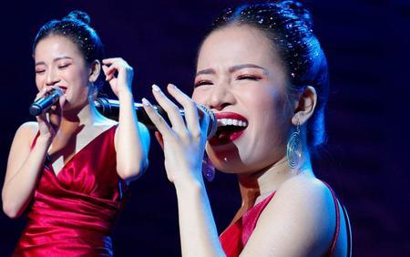 Á quân Giọng Hát Việt 2019 Lâm Bảo Ngọc khiến khán giả 'nổi da gà' trước những nốt cao 'dồn dập' tại chung kết Nét đẹp Sinh viên HSU 2020