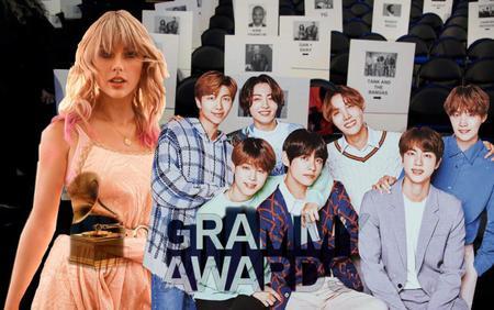 Grammy 2020: Taylor Swift ngồi cạnh BTS và không hề mất 'hàng ghế đầu' như lời đồn