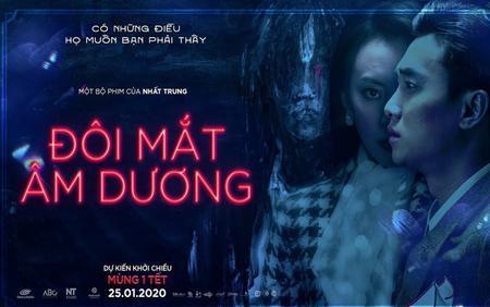 Đôi Mắt Âm Dương bất ngờ 'cháy vé' ngày mùng 1 Tết: Khán giả sẽ chọn phim tốt bất chấp kinh dị?