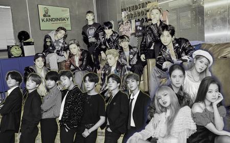 BXH World Album trên Billboard tuần này: NCT 127 kiên trì bám sát BTS, BlackPink trụ vững top 15