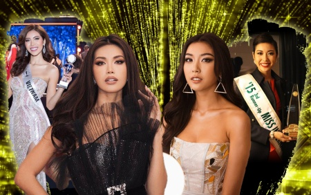 Giật giải từ chuyên gia sắc đẹp quốc tế: Thúy Vân tự hào Á hậu 3, Minh Tú khóc nghẹn vì rớt khỏi Top 5