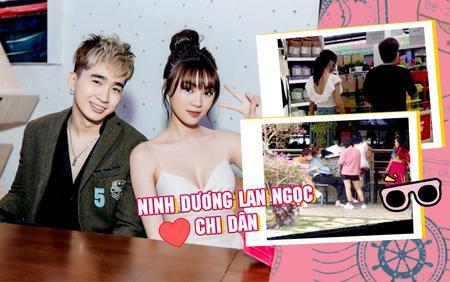 HOT: Ninh Dương Lan Ngọc và Chi Dân hẹn hò ở Đà Lạt, ngọt ngào ôm nhau đầy tình tứ