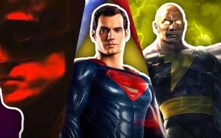 Loạt phim sẽ ra mắt trong tương lai của DCEU: Wonder Woman, The Batman và…?