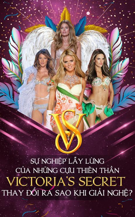 Sự nghiệp lẫy lừng của những cựu thiên thần Victoria's Secret thay đổi ra sao khi giải nghệ?